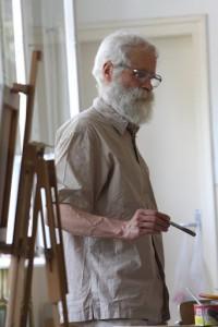 Győrffy Péter fest (fotó: Mahr Attila)